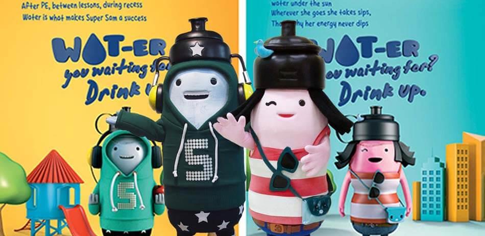Customised Mascot Singapore