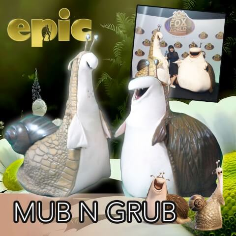 MubandGrub Mascot