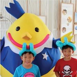 about-chick mascot