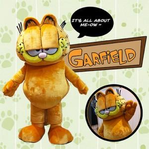 Mascot Cat1