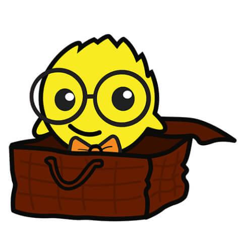 Puffy mascot 3