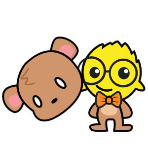 Puffy mascot 2