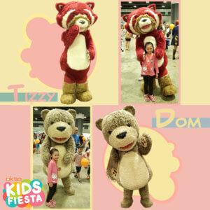 DomV2 mascot Singapore
