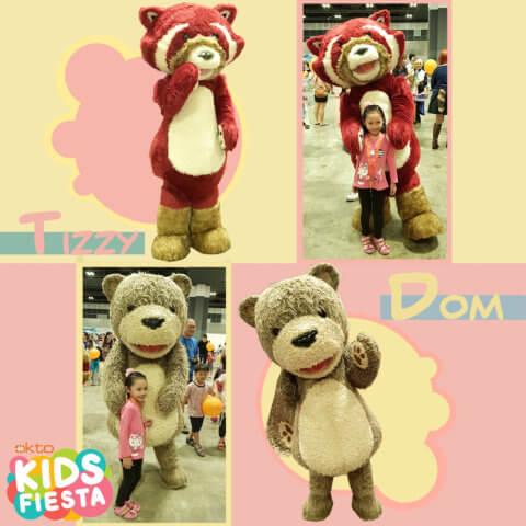 kids mascot