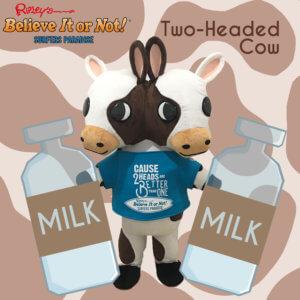 THC Milk Mascot