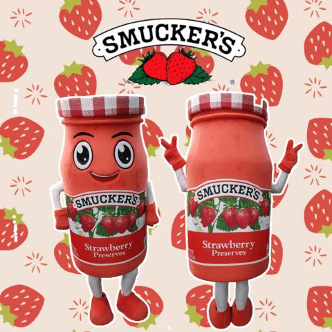 mascot smuckers